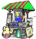 Rommelmarkt  (Klik voor een grote weergave)