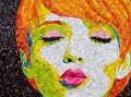 Kunst in de Merthal  (Klik voor een grote weergave)
