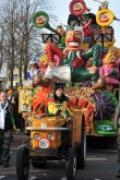 Carnavalsoptocht (Klik voor een grote weergave)